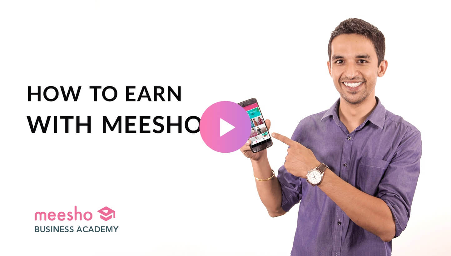 Meesho: #1 Reselling App  Earn Money Online  Work From Home